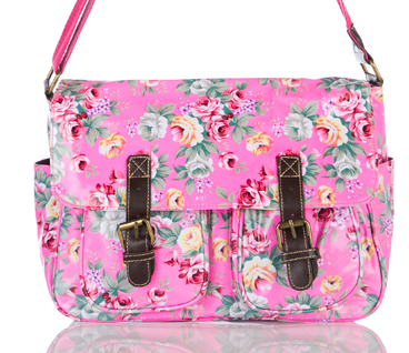 pinkflowercrossbody2-satchels-floral-messengerbags