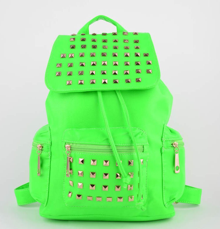 Http Www Edsfashions Co Uk Gift Ideas For Girls Age 10: STUDDED RETRO BACKPACK