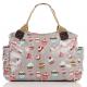 grey-cupcake-handbags for ladies, greyhandbags
