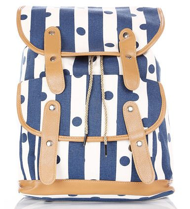 polka-dots-blue-rucksacks-daybag-workbags-PE-COLLEGE-Students-bags-backpacks
