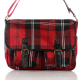 tartan-satchel-MESSENGERBAGS-and cross-body-bags-red-bags