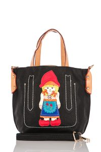 black-tote-littlegirl-ladieshandbags