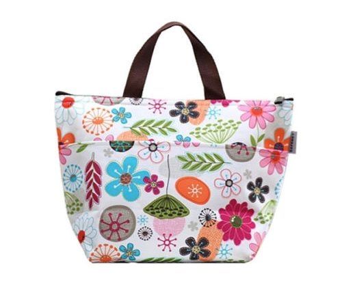 Travel Outdoor Portable Waterproof Storage Carry Handbag Lunch Picnic Bag Case