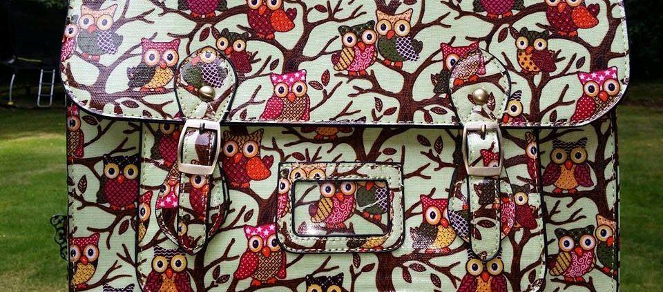 GREEN-OWL-SATCHEL-HANDBAGS