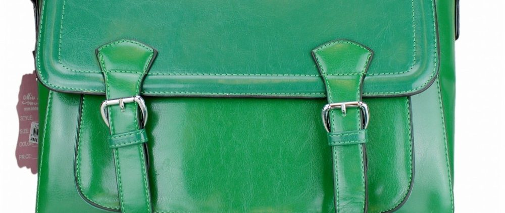 green-ladies-handbags-satchels