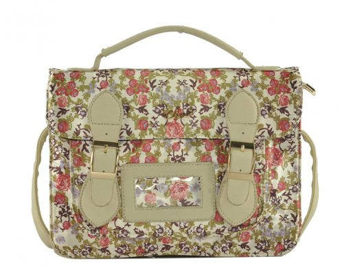 BEIGE-SATCHEL-HANDBAGS-FLOWERS