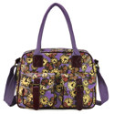 anna-smith-new-owl-print-oil-cloth-weekend-bag-in-grey4