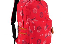 Red - New Leisure School Bag for Students