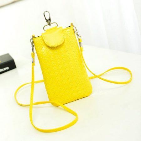 Wallet Mobile Pouch Mini Shoulder Bag