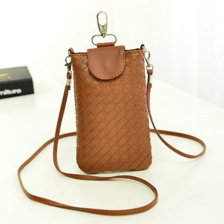 Wallet Mobile Pouch Mini Shoulder Bag
