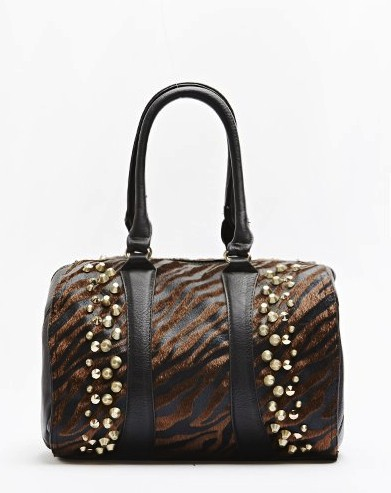 animal-print-studded-bowler-bag