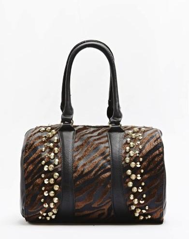 animal-print-studded-bowler-bag