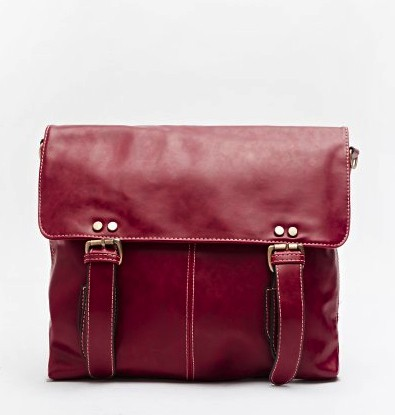 buckle-strap-satchel-red
