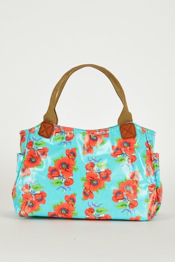Floral Grab Bag