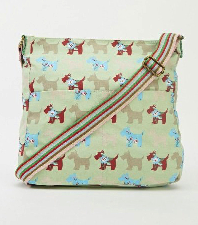 dog-print-green-bag-green
