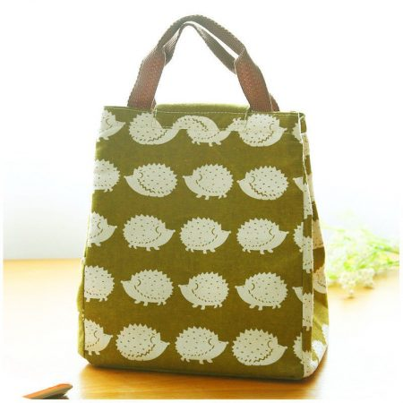 Portable Insulated Thermal Storage Box Lunch Bag Tote Outdoor Picnic Case New