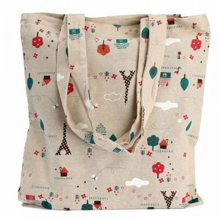 Shopping Bag Eco Reusable Grocery Shopper Tote Beach Shoulder Handbags