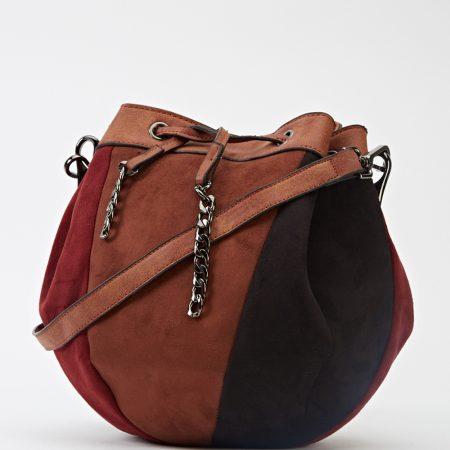 Multi Tone Pouch Bag