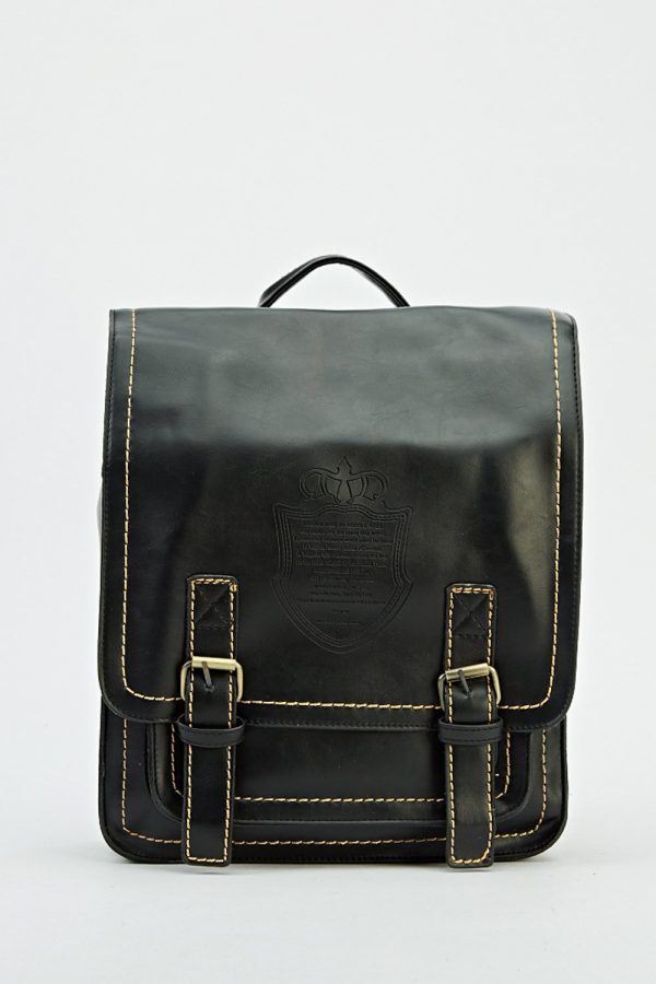 quitted-dark-black-backpack-black