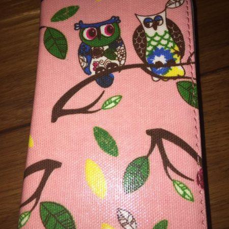 PINK PURSE OWL