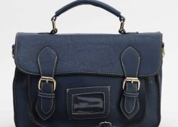 faux-leather-satchel-bag-blue