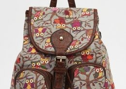 owl-printed-backpack-grey-multi