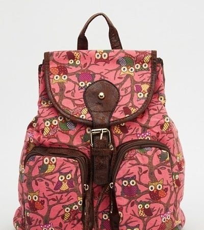 owl-printed-backpack-pink-multi