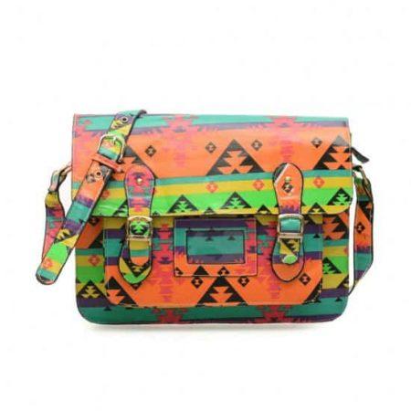 AZTEC Satchel Cross body and School Bags satchel bags