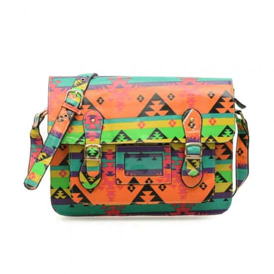 AZTEC Satchel Cross body and School Bags satchel bags