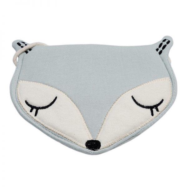 Lovely Baby Girls Boys Shoulder Bag Cute Fox Shape Handbag Messenger Cross Body