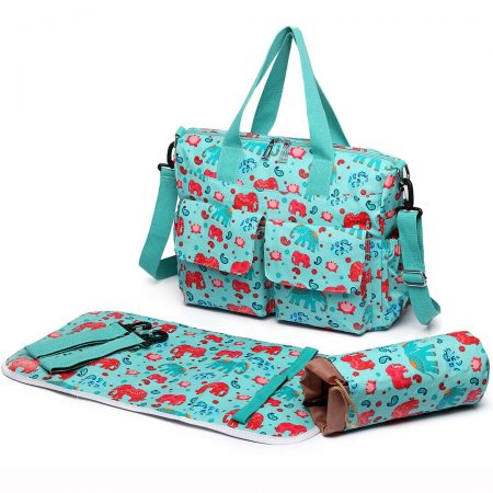 Baby Nappy Diaper Changing Bag SetPINK