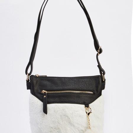 contrast-fluffy-crossbody-bag-black-white-94183-4
