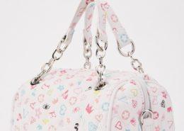 Quilted Mix Print Handbag VIEW FULLSCREEN QUILTED MIX PRINT HANDBAG